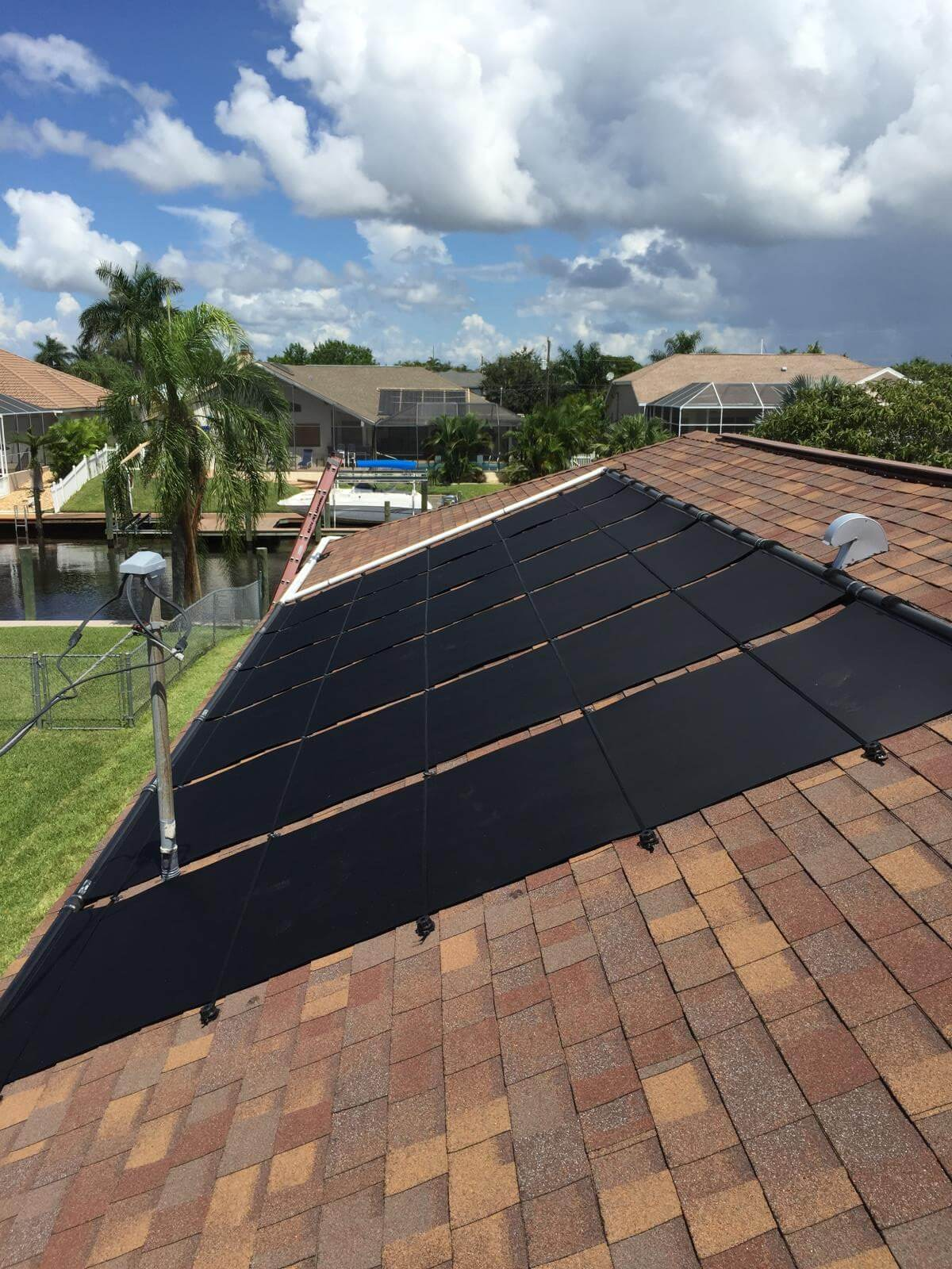 How Many Solar Panels Are Needed To Heat A Swimming Pool