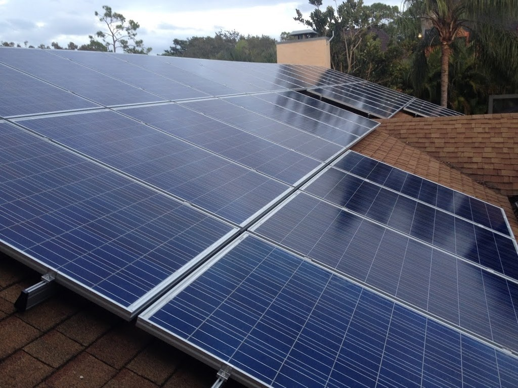My Solar Electric System