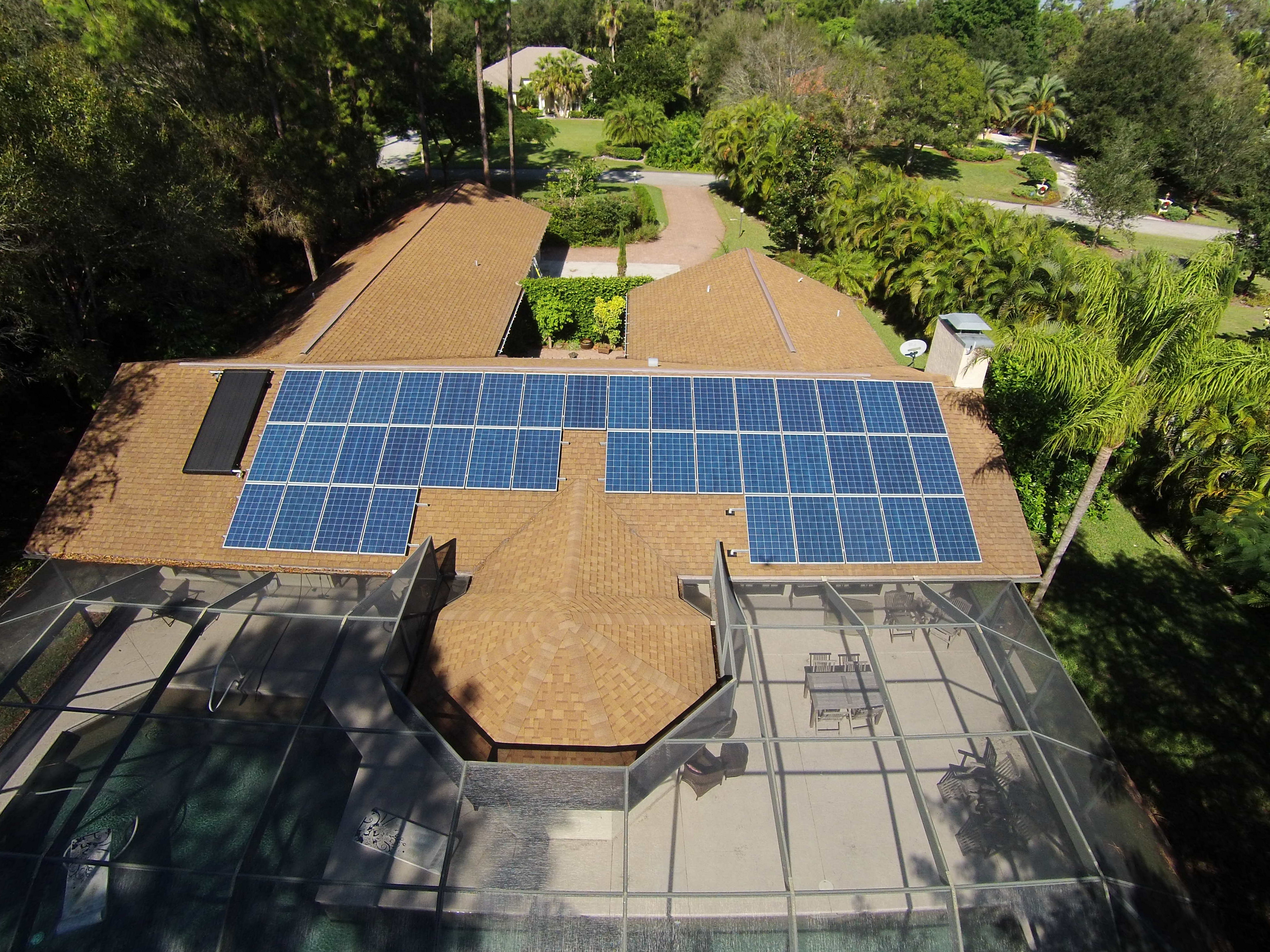Photovoltaic System in Fort Myers