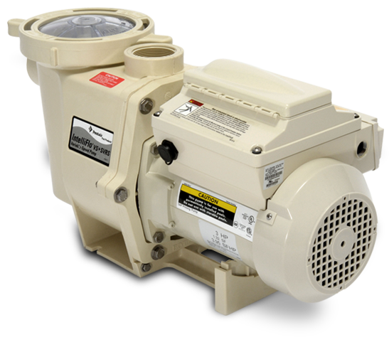 The Pentair IntelliFlo is a versatile variable speed pool pump with good automation options.