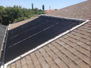 Solar Pool Heater Costs Vary on Roof Type and Number of Panels