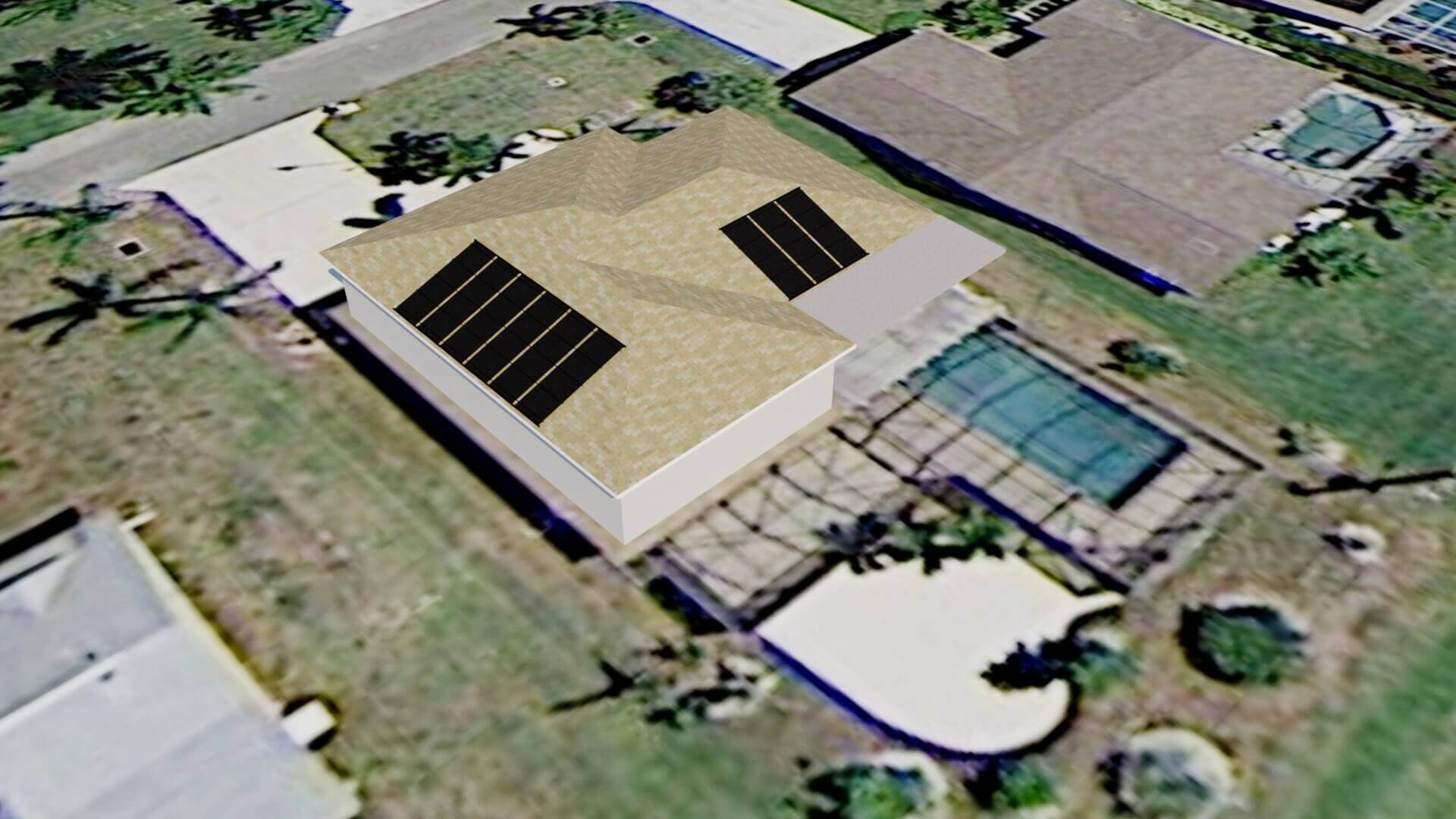 Bonita Springs, FL Solar Pool Heater Design