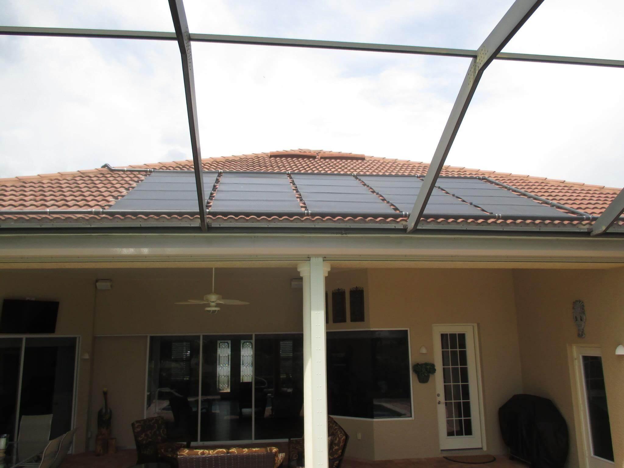 Bonita Springs Solar Pool Heater (2)