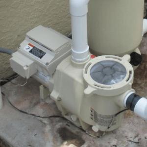 Pentair Intelliflo VS Pool Filter Pump