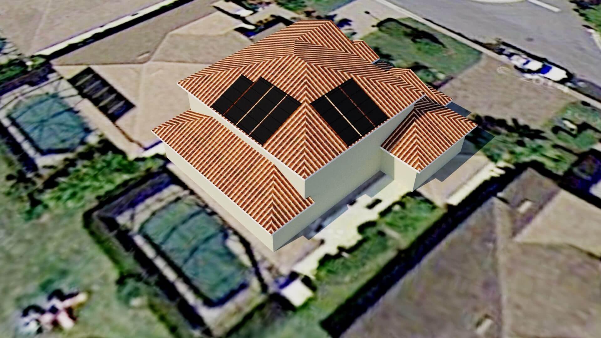 Bella Terra, Estero, FL Solar Panels