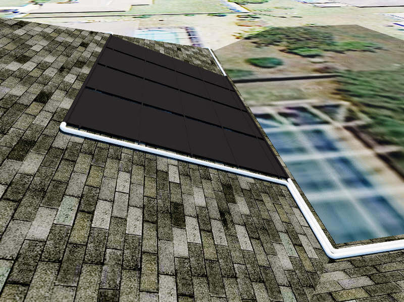 Solar Pool Heating Design To Reality