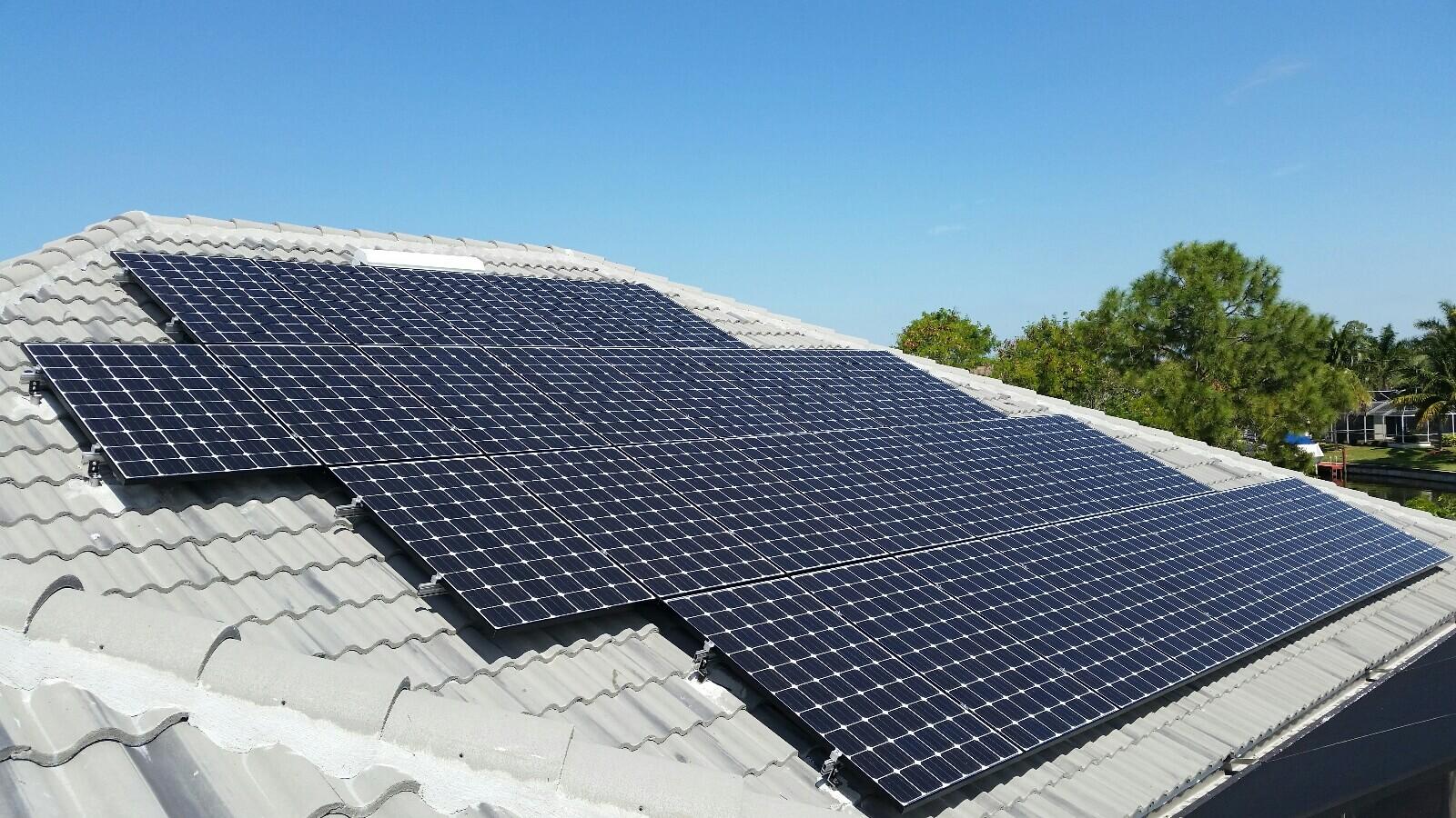 Cape Coral Solar Pv System