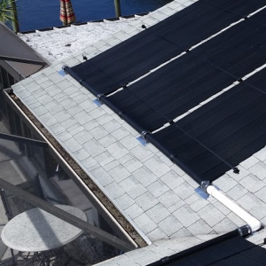 Metal Flashings Protect Roof From Abrasion