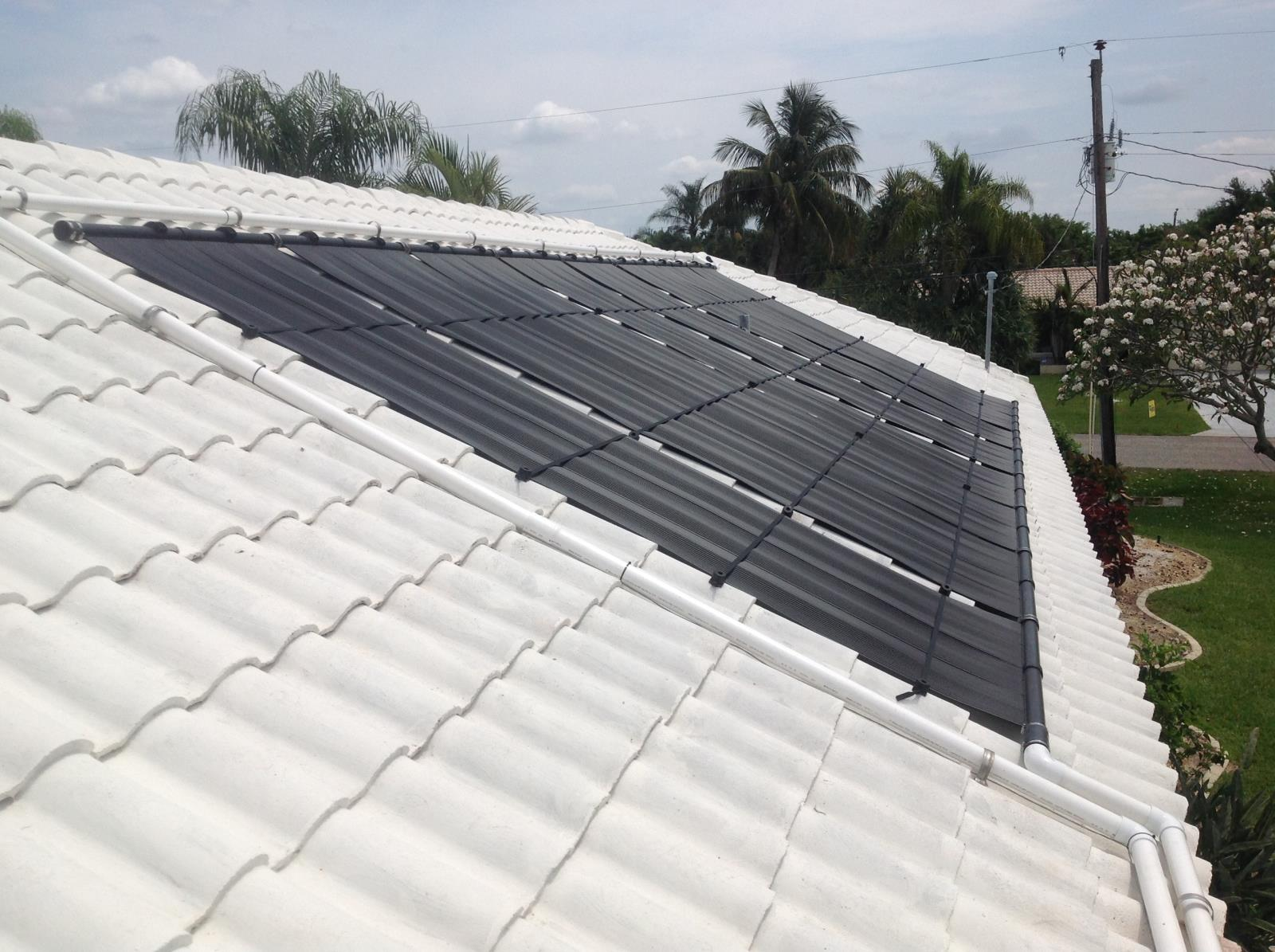 Cape Coral Solar Panels for Pool
