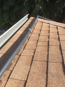 PVC Plumbing wearing through shingles