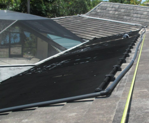 solar pool heater needs repair or replacement - Pool Heater Repair