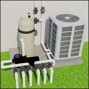 Pool Plumbing with Solar Pool Heater Explained